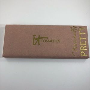 Other - It Cosmetics Naturally Pretty Eyeshadow Palette